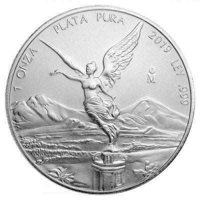 2018 1 oz Mexican Silver Libertad