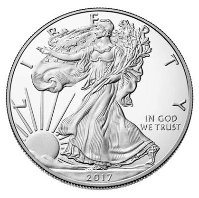 2017 1 oz Proof American Silver Eagle