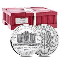2018 500 oz Austrian Philharmonic Monster Box